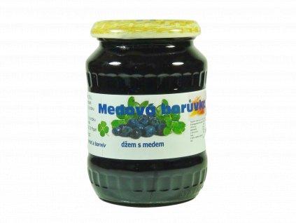 Medová borůvka 370 g oříznutí