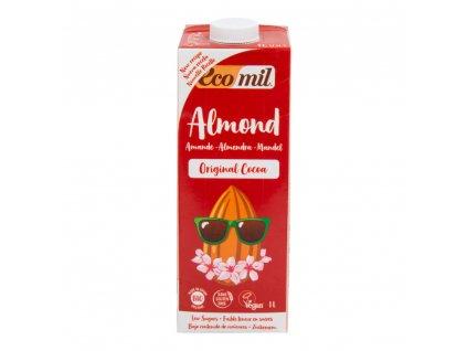 9615 1 almond mandlovy napoj kakao bio 1l
