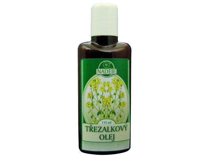 Třezalkový olej 115ml