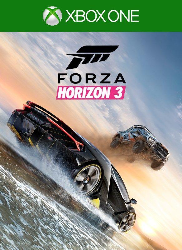 Forza Horizon 3 - Windows 10/Xbox One