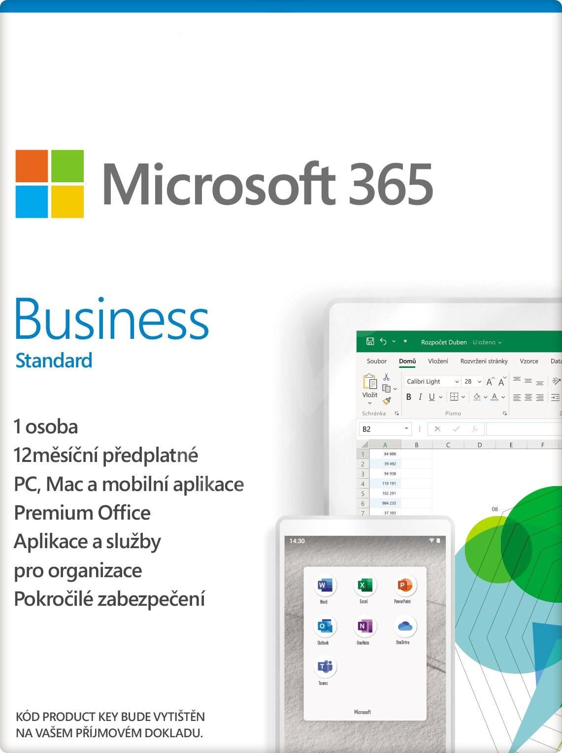 Microsoft Office 365 Business Standard