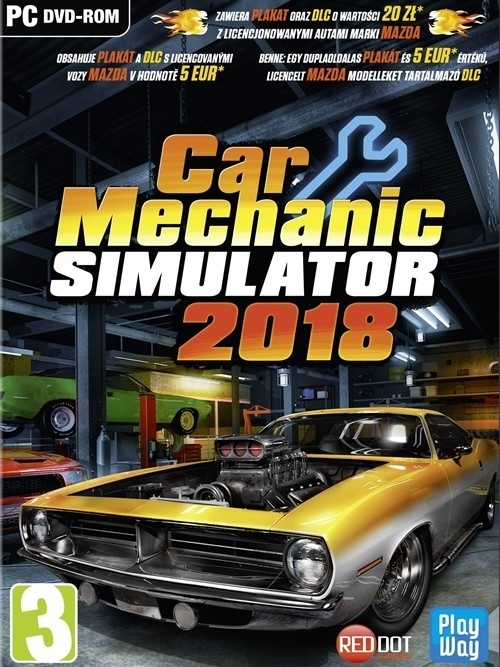 Car Mechanic Simulator 2018 - PC
