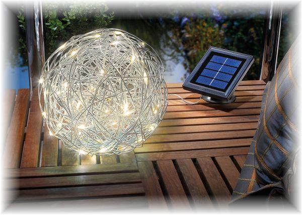 Solární trendy osvětlení