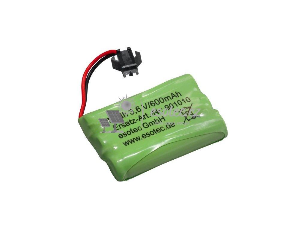 Esotec  3,6V/600 mAh AAA baterie