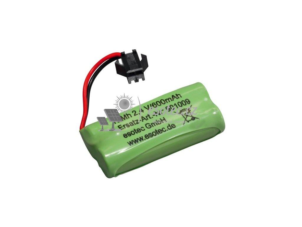 Esotec 2,4V/600 mAh AAA baterie