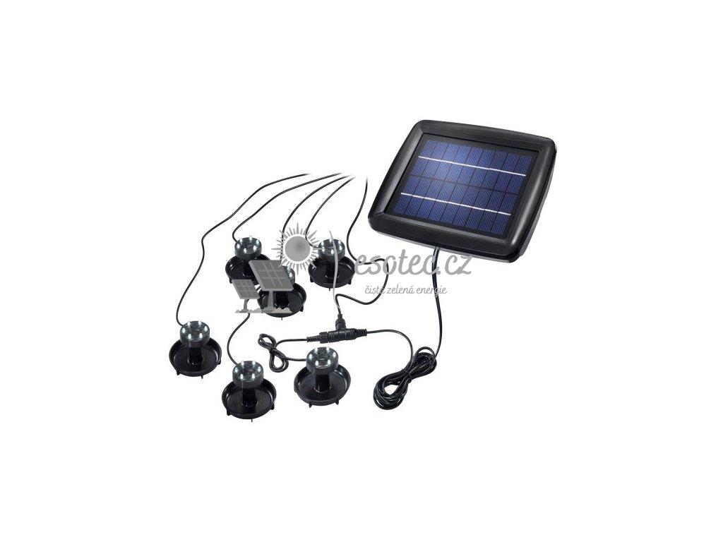 Solární podvodní osvětlení Esotec SUPER SPLASH