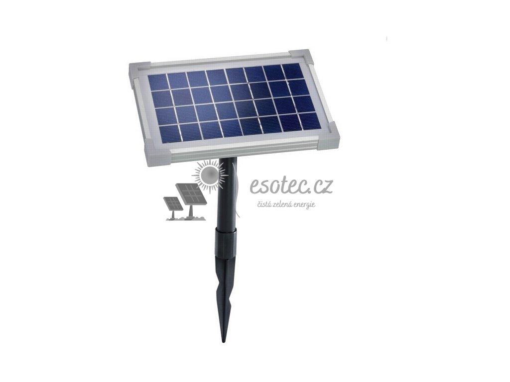 Esotec Palermo S solární panel 3,5W