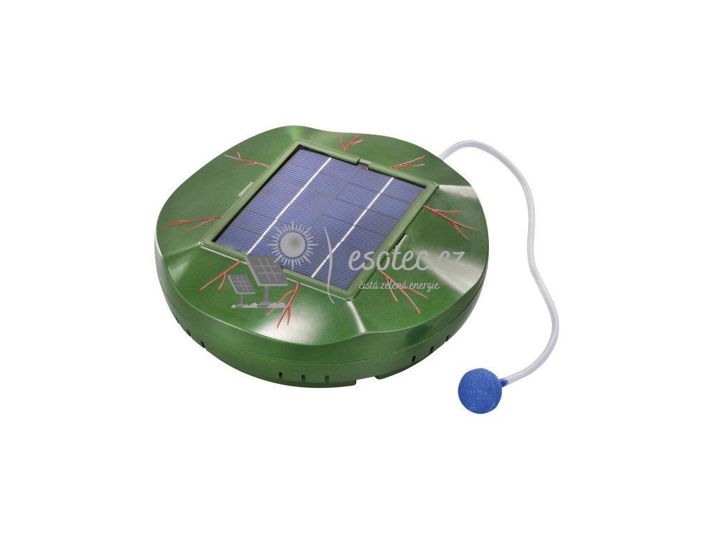 Solární plovoucí provzdušňovač pro jezírka Esotec 101875, 120 l/h