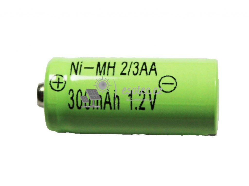 Esotec 1,2V/300mAh Mignon 2/3AA baterie