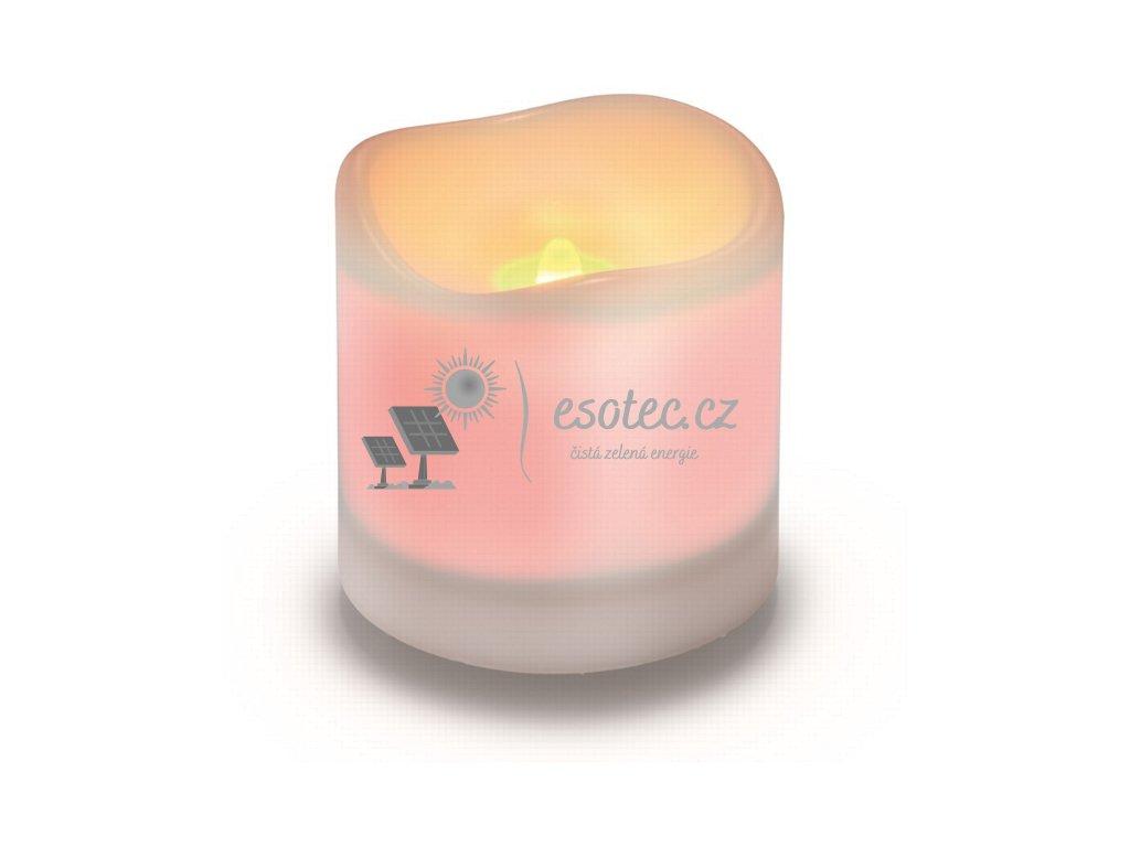 Solární osvětlení Esotec CANDLE LIGHT