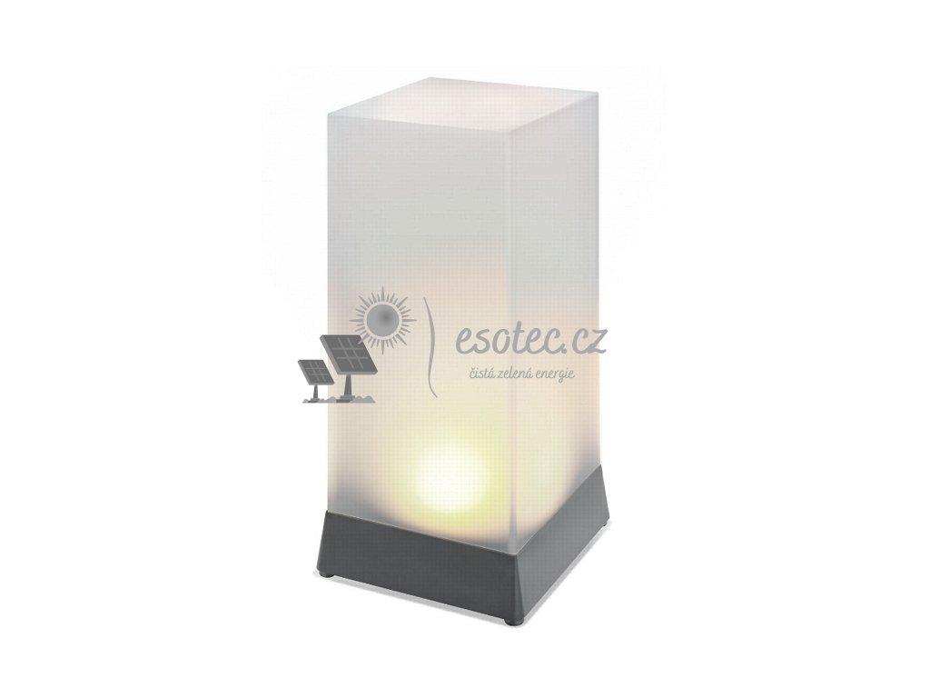 Solární osvětlení Esotec HIGH CUBE