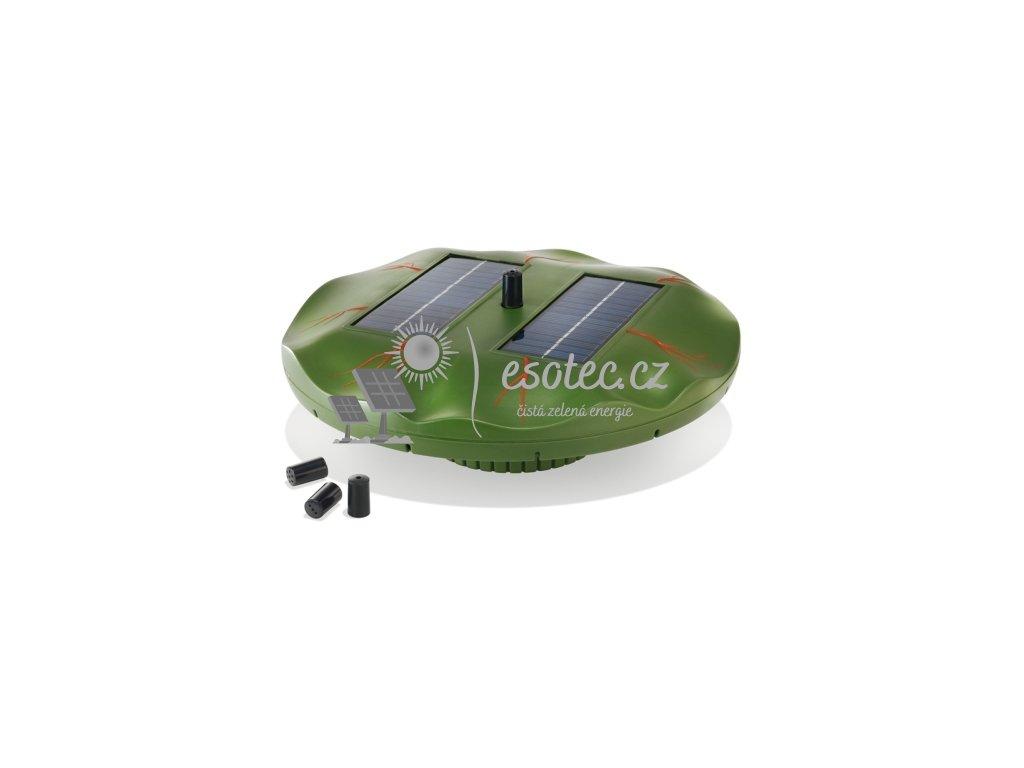 Plovoucí solární fontána Esotec LEKNÍN 101770