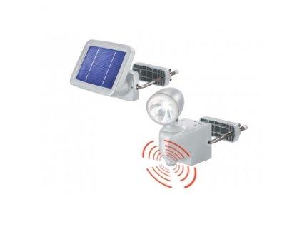 Solární osvětlení Esotec PIR - šedé
