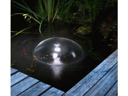 Solární fontána Esotec SIENA LED