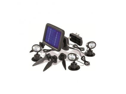 Solární osvětlení Esotec TRIOSPOT