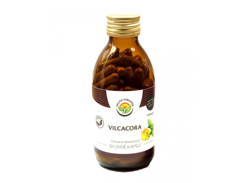 Vilcacora - Uncaria tomentosa kapsle