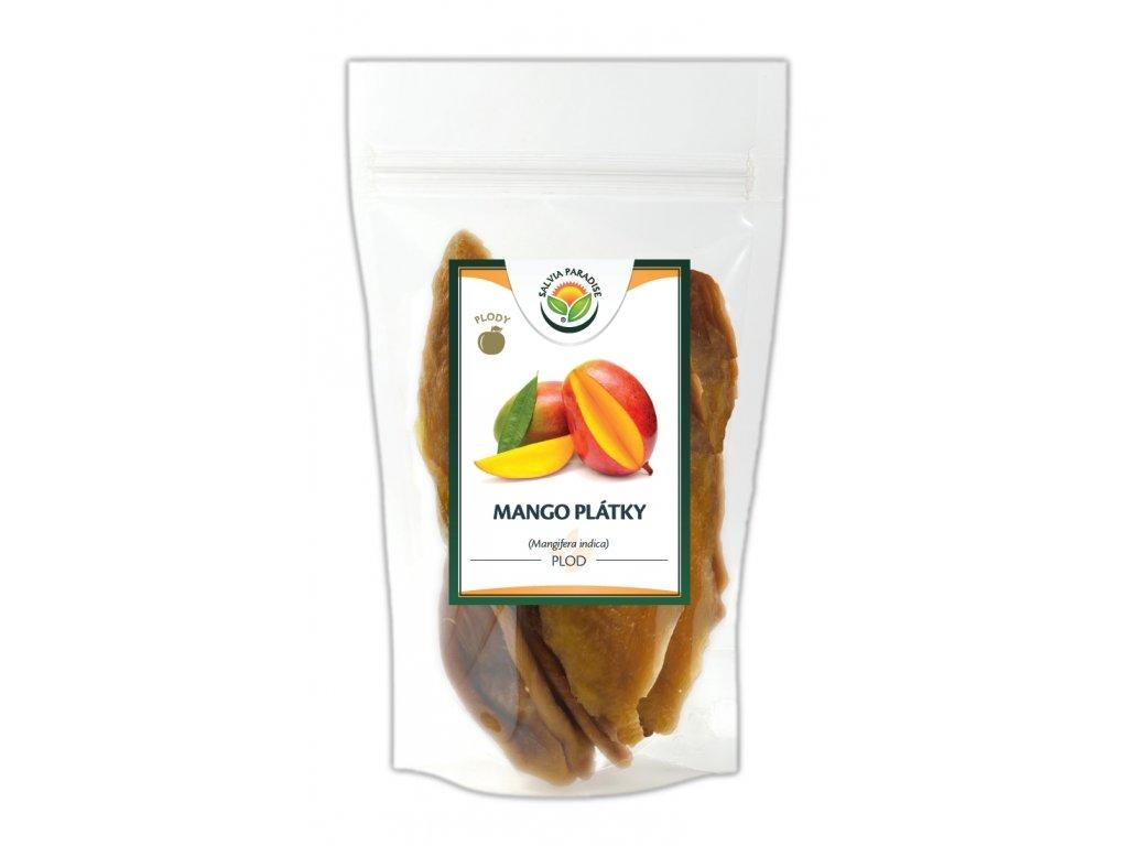 Mango plátky