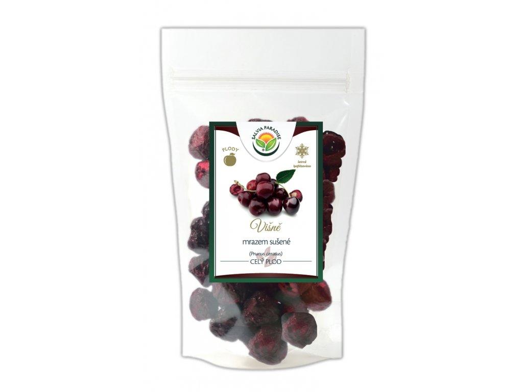 Višně celé sušené mrazem - lyofilizované