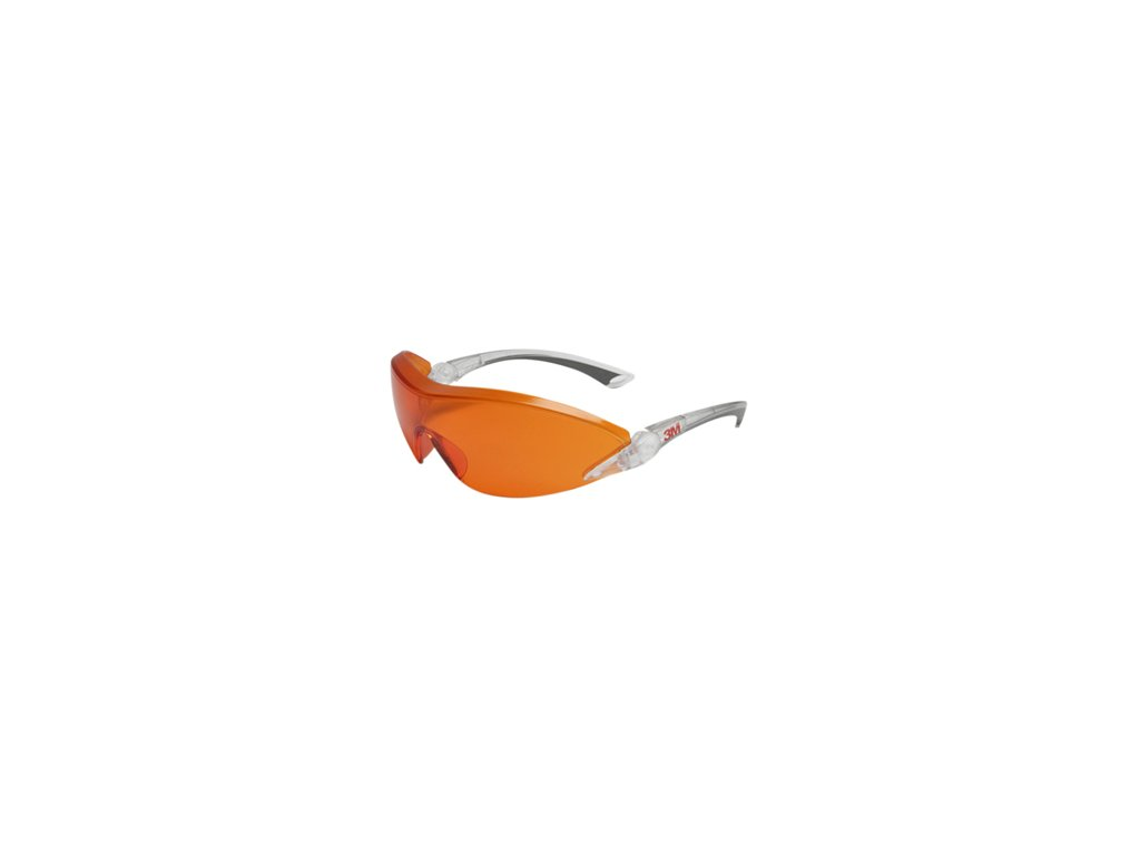 Oranžové brýle 3M 2846 3M-2846