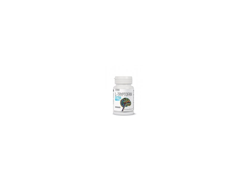 L-Tryptofan (60 kapslí) - doplněk stravy 0435