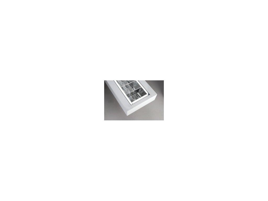 NASLI Festum 2x 28 W, stropní přisazené nebo závěsné svítidlo 0369