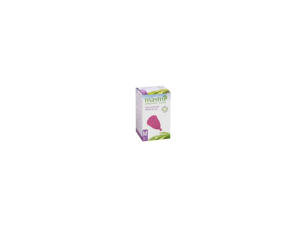 Menstruační kalíšek MASMI Organic Care vel. M MA366