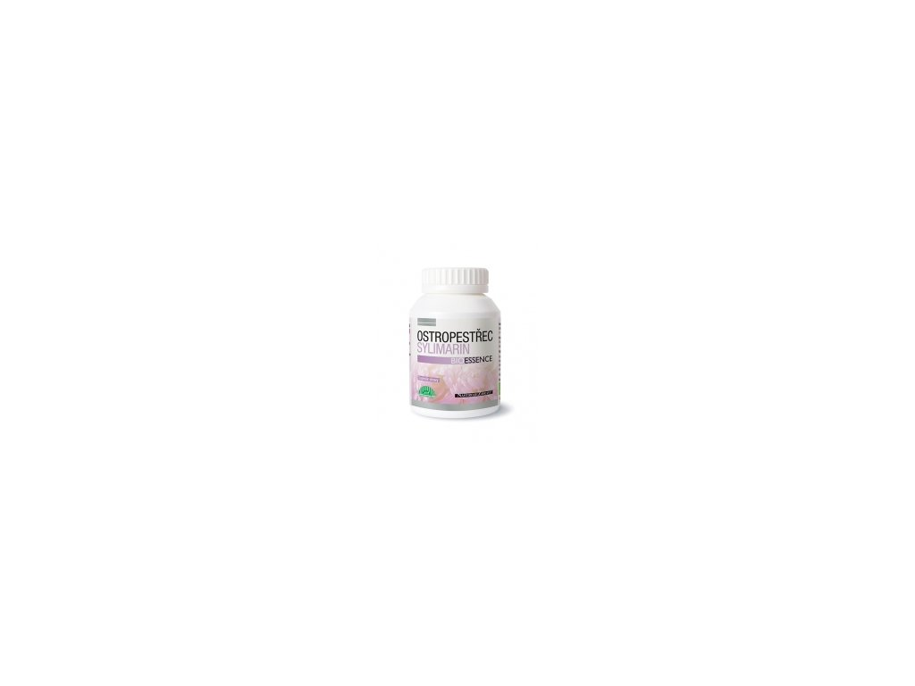 Ostropestřec Silymarin Bio Essense (60 kapslí) - doplněk stravy 0420