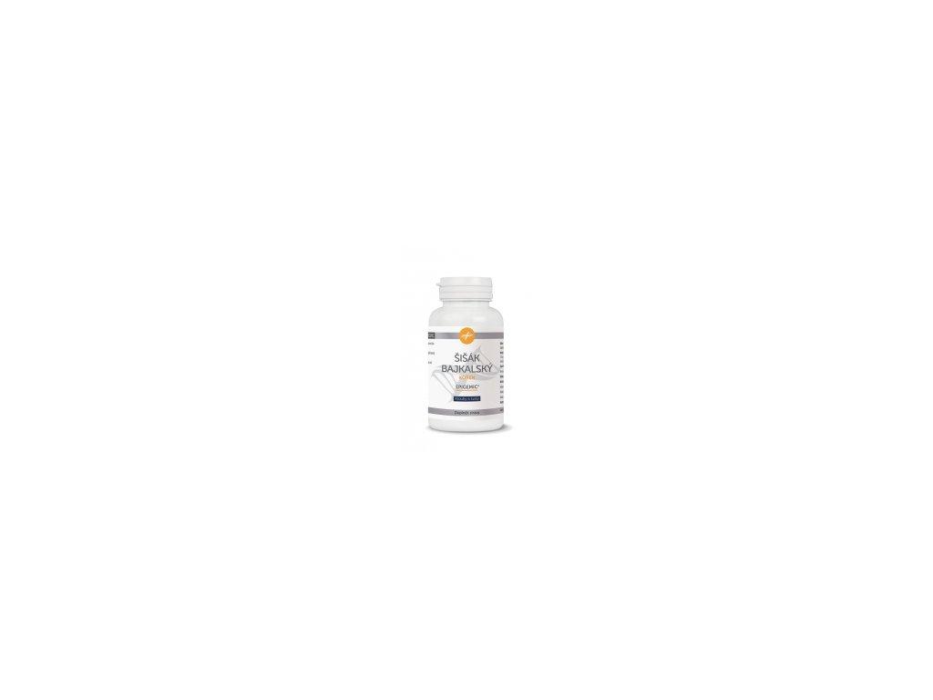 Šišák bajkalský kořen Epigemic® (120 kapslí) - doplněk stravy 0357