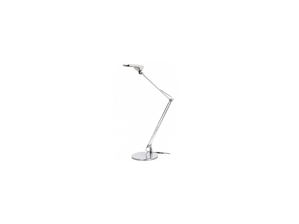 Stolní lampa Keiko NASLI, stříbrná, 7W, LED 0328