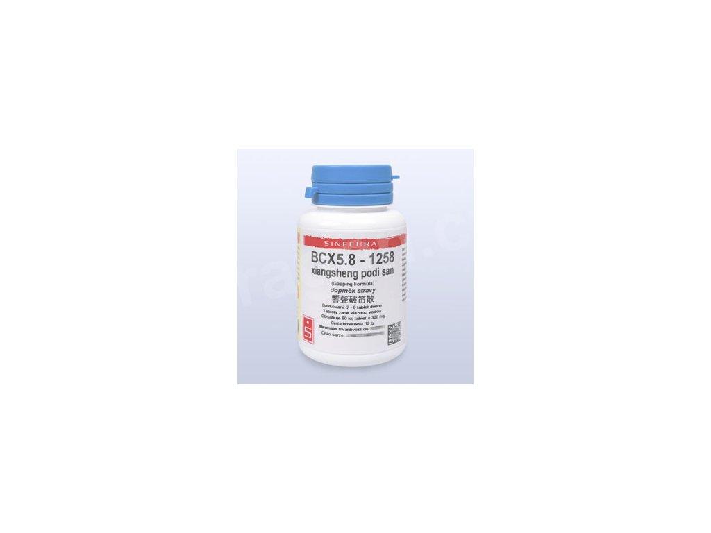 BCX5.8-1258 xiangsheng podi san (tablety)