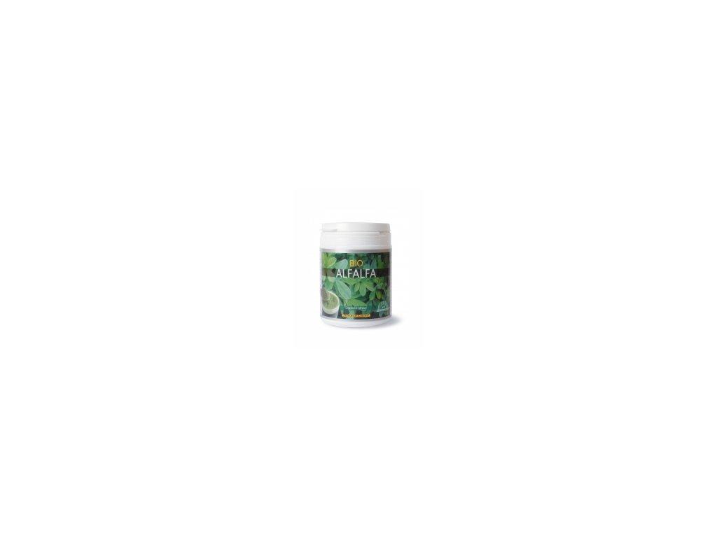 Alfalfa BIO prášek (80 g) - doplněk stravy 0004