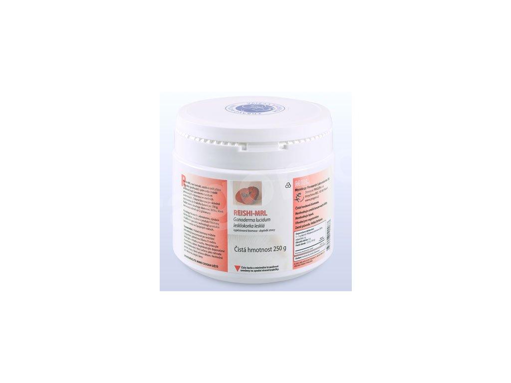 Reishi MRL Bio mycélium/biomasa 250g
