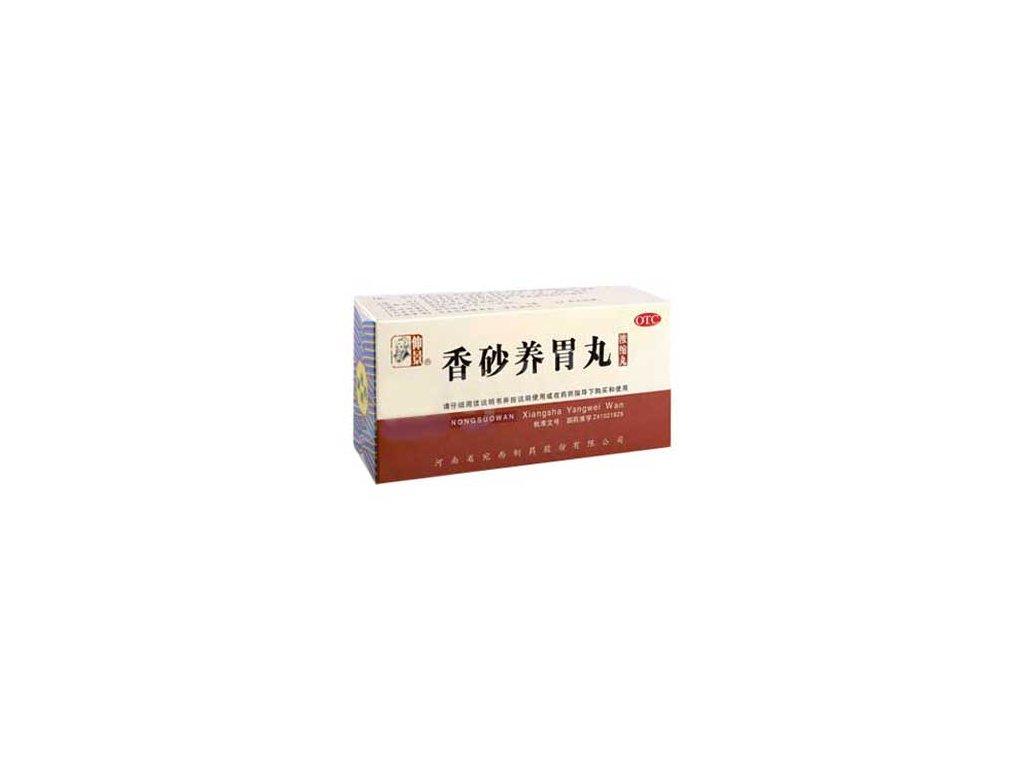 WCX4.8 - Posílení žaludku xiangsha yangwei wan 200ks