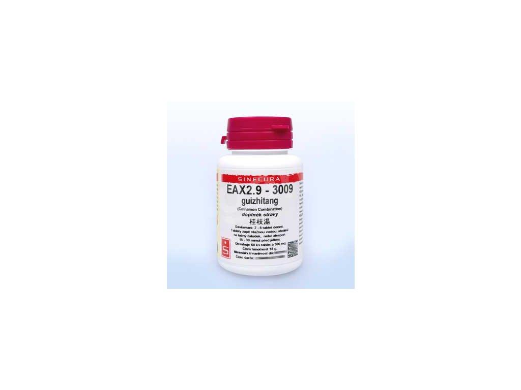 EAX2.9-3009 guizhitang (tablety)