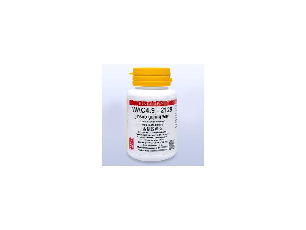 WAC4.9-2129 jinsuo gujing wan (tablety)