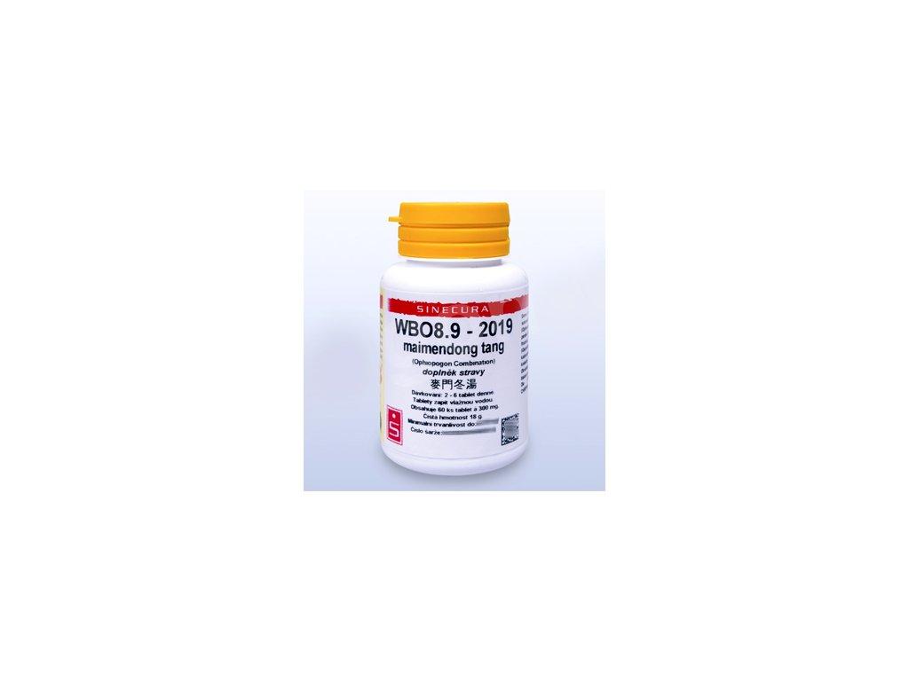 WBO8.9-2019 maimendong tang (tablety)