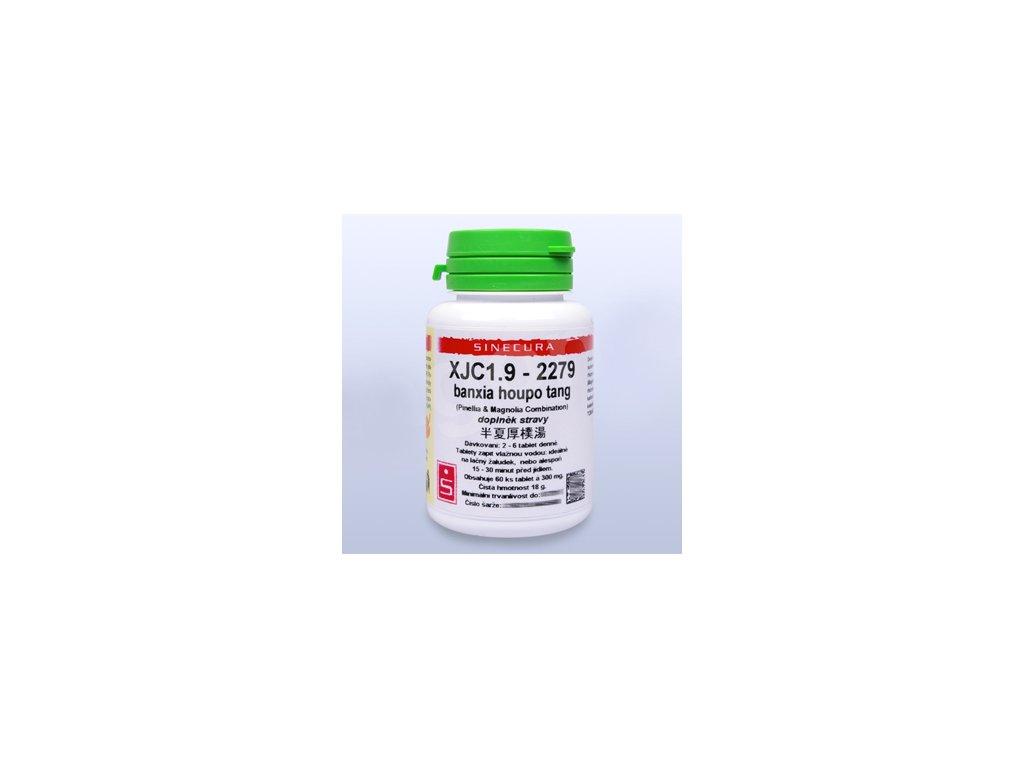 XJC1.9-2279 banxia houpo tang (tablety)