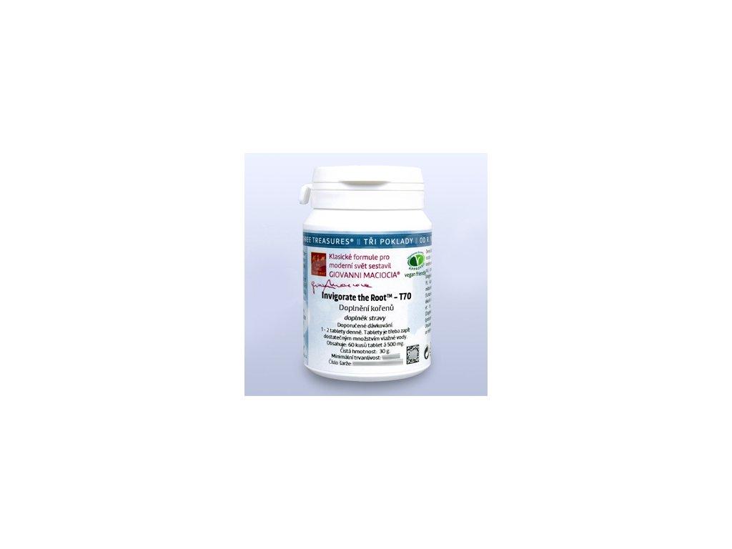 T70 - Doplnění kořenů (Invigorate the Root) (tablety)