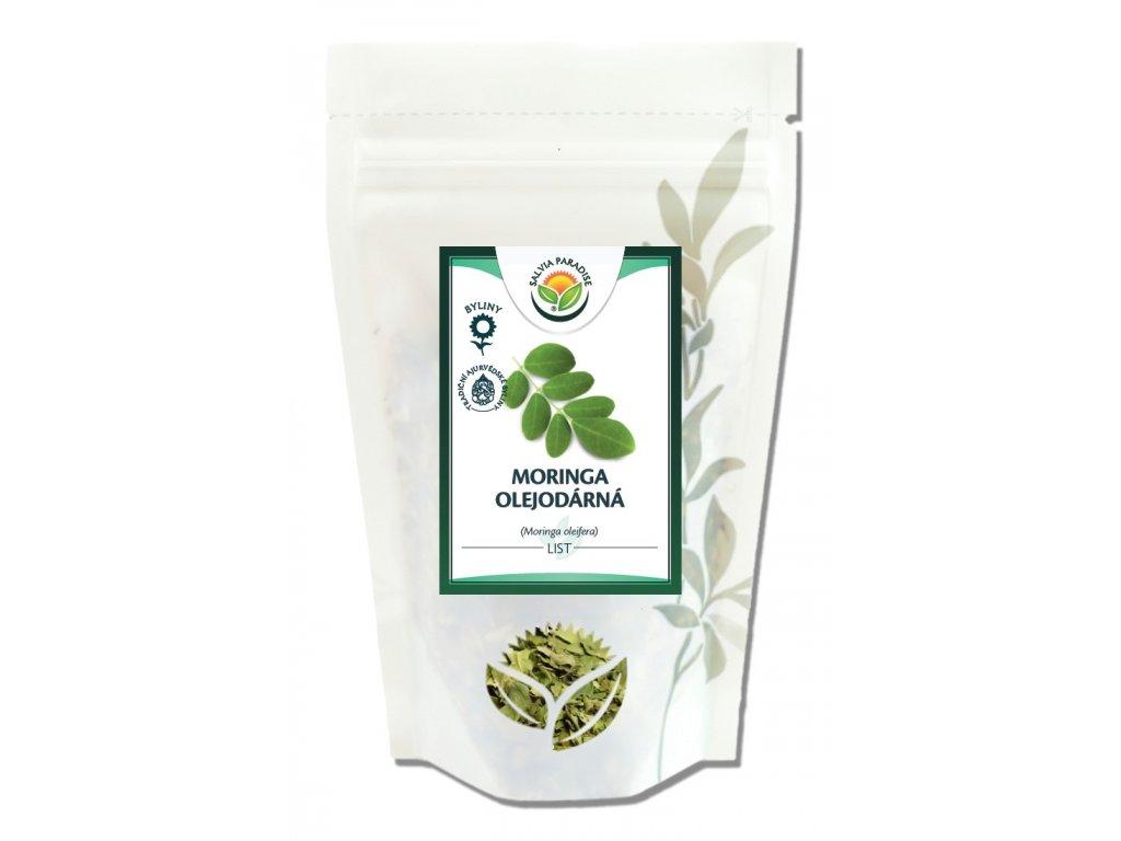 Moringa olejodárná list