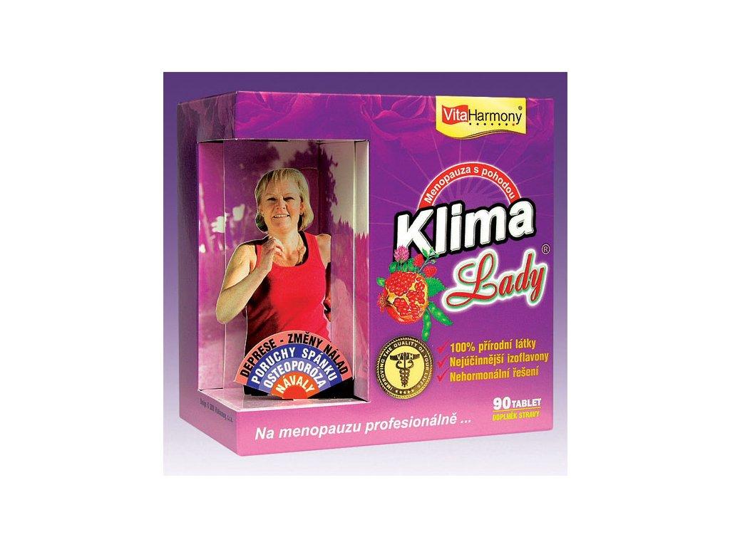 KlimaLady® pro období klimakteria 90 tablet