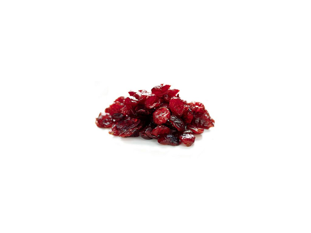 Brusinky kanadské (klikva velkoplodá) plod 250g