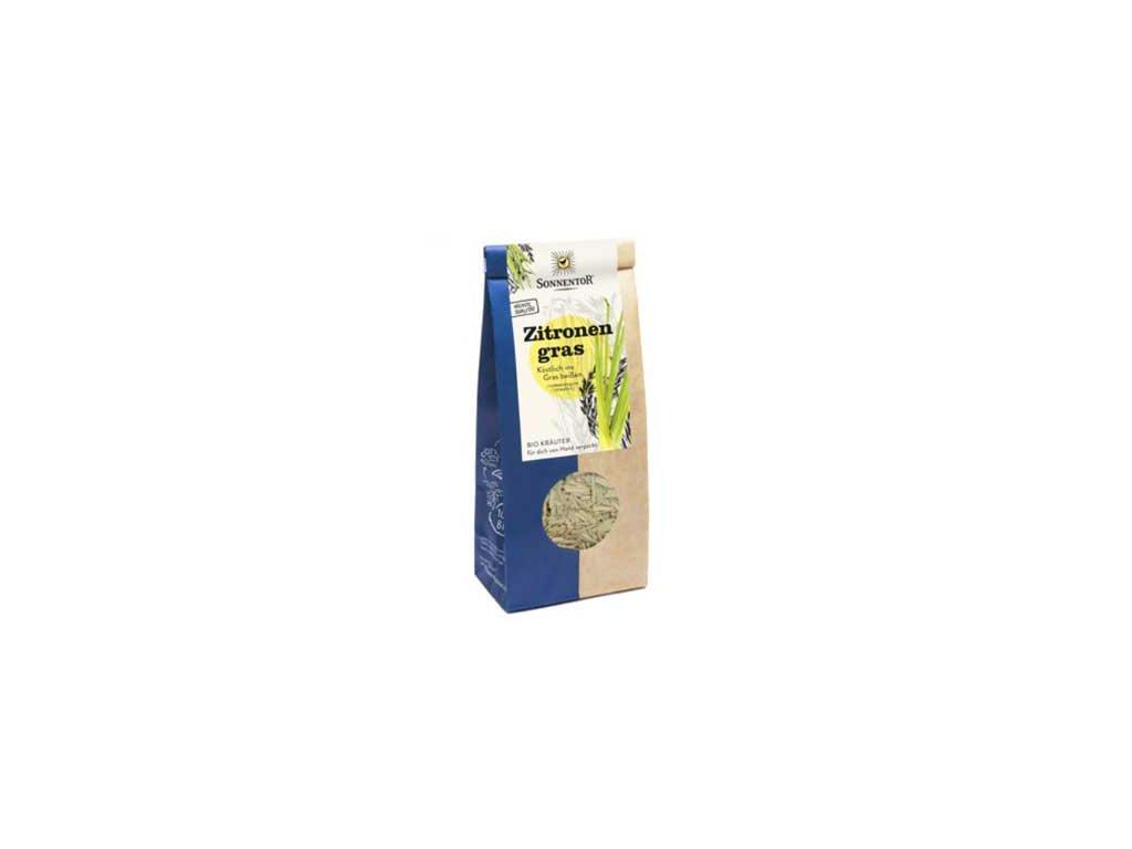 Citronová tráva bio čaj sypaný 80g Sonnentor