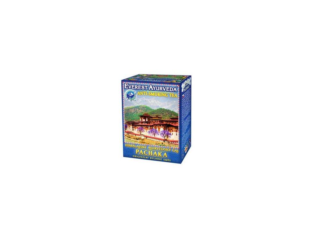 PACHAKA - Ájurvédský čaj - Odvykání a abstinenční příznaky, Everest Ayurveda 100g