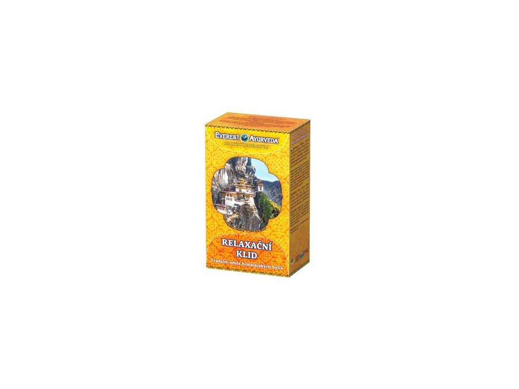 BHUTAN TEA - Relaxační klid