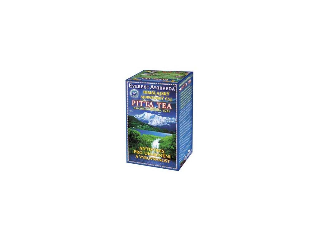 PITTA Tea - Antistres, Uklidnění a vyrovnananost - Ájurvédský čaj