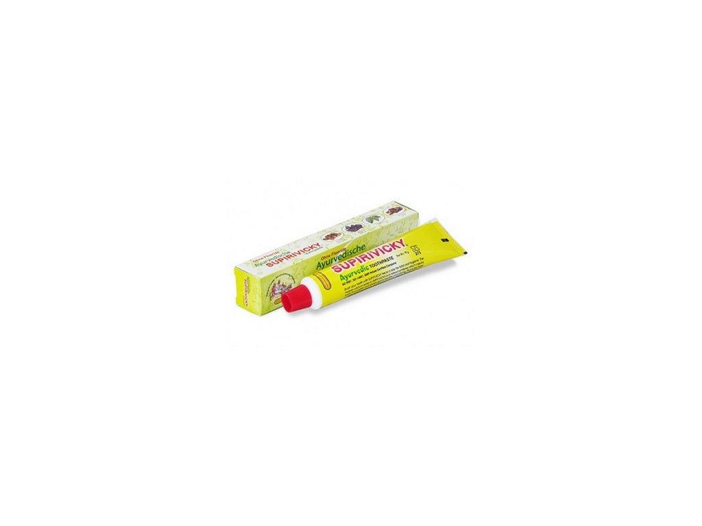 Zubní ájurvédská pasta - SUPIRIVICKY 75g