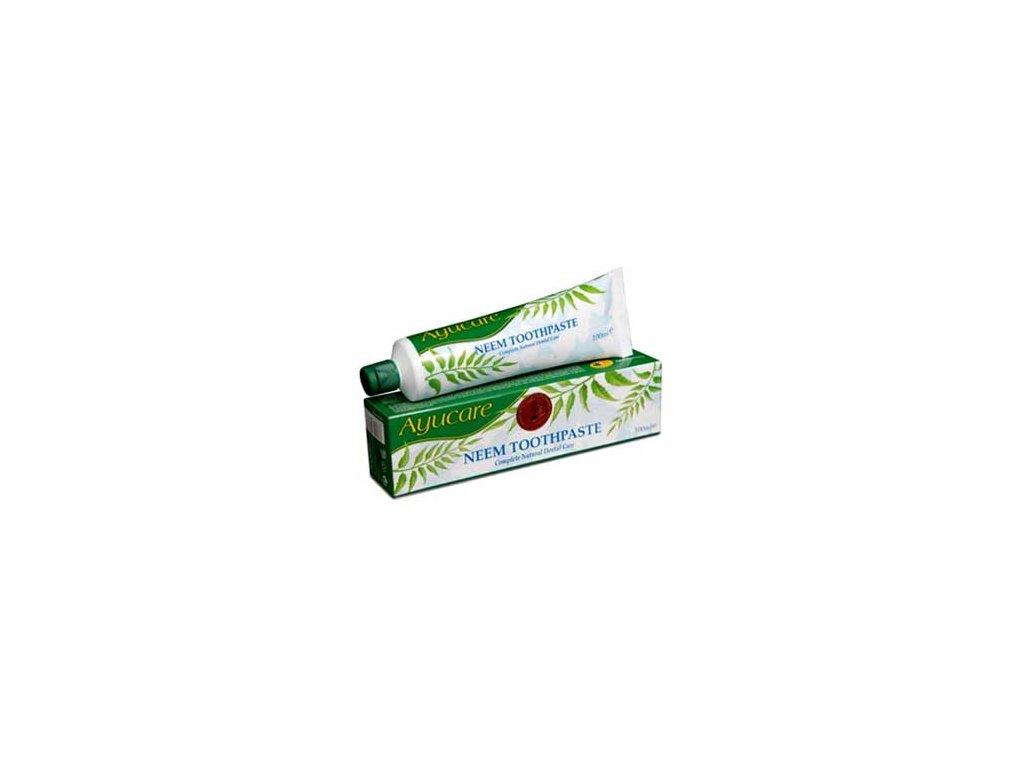 zubni pasta neem ayucare