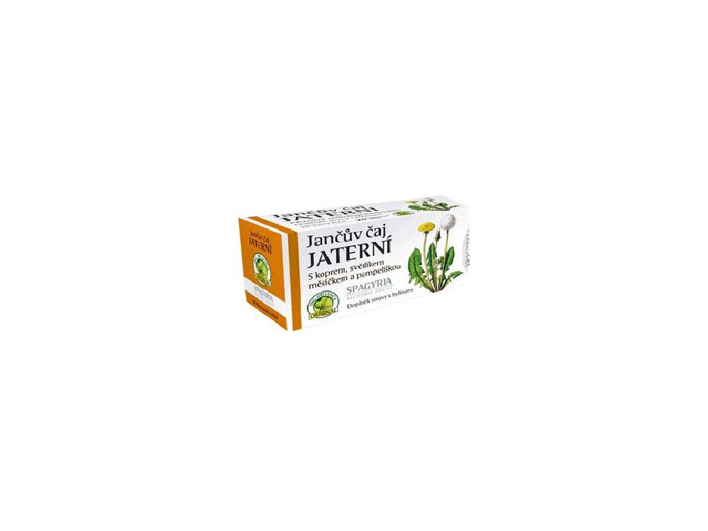 Jančův čaj jaterní Spagryria, 20 sáčků