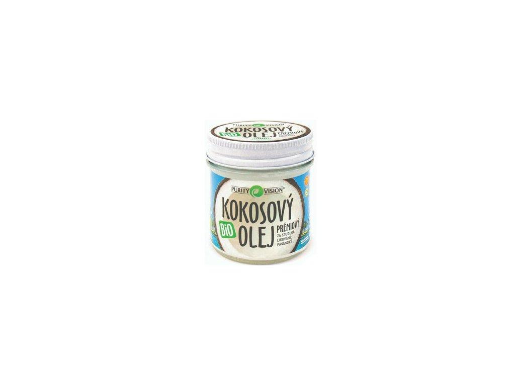 kokosovy olej 120ml