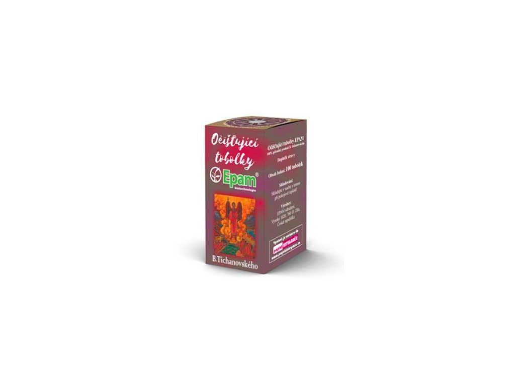 Očišťující směs - tobolky Epam 100ks
